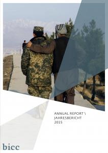 BICC Jahresbericht 2015