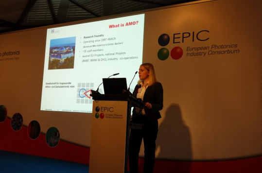 Foto EPIC Biophotonik Symposium