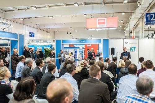 Spannendes Vortragsprogramm auf der InfraTech in Essen: Das IKT bringt aktuelle Themen und ausgewiesene Experten auf die Bühne.