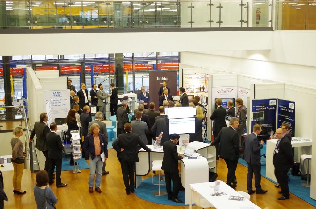 Impression Dienstleistungsforum 2015 – Fachforum